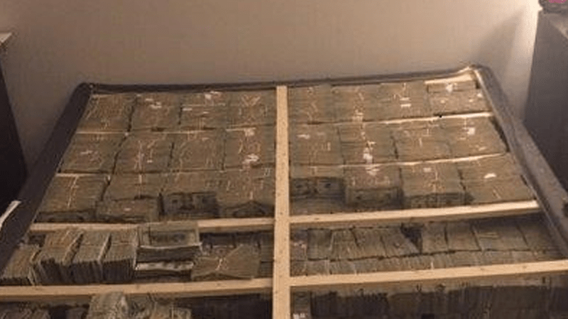 Man Sentenced In Connection With 20M Found In Box Spring