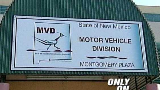 New Mexico Motor Vehicle Division Albuquerque Nm >> Top 10 Punto Medio Noticias Nm Mvd License Plate Renewal