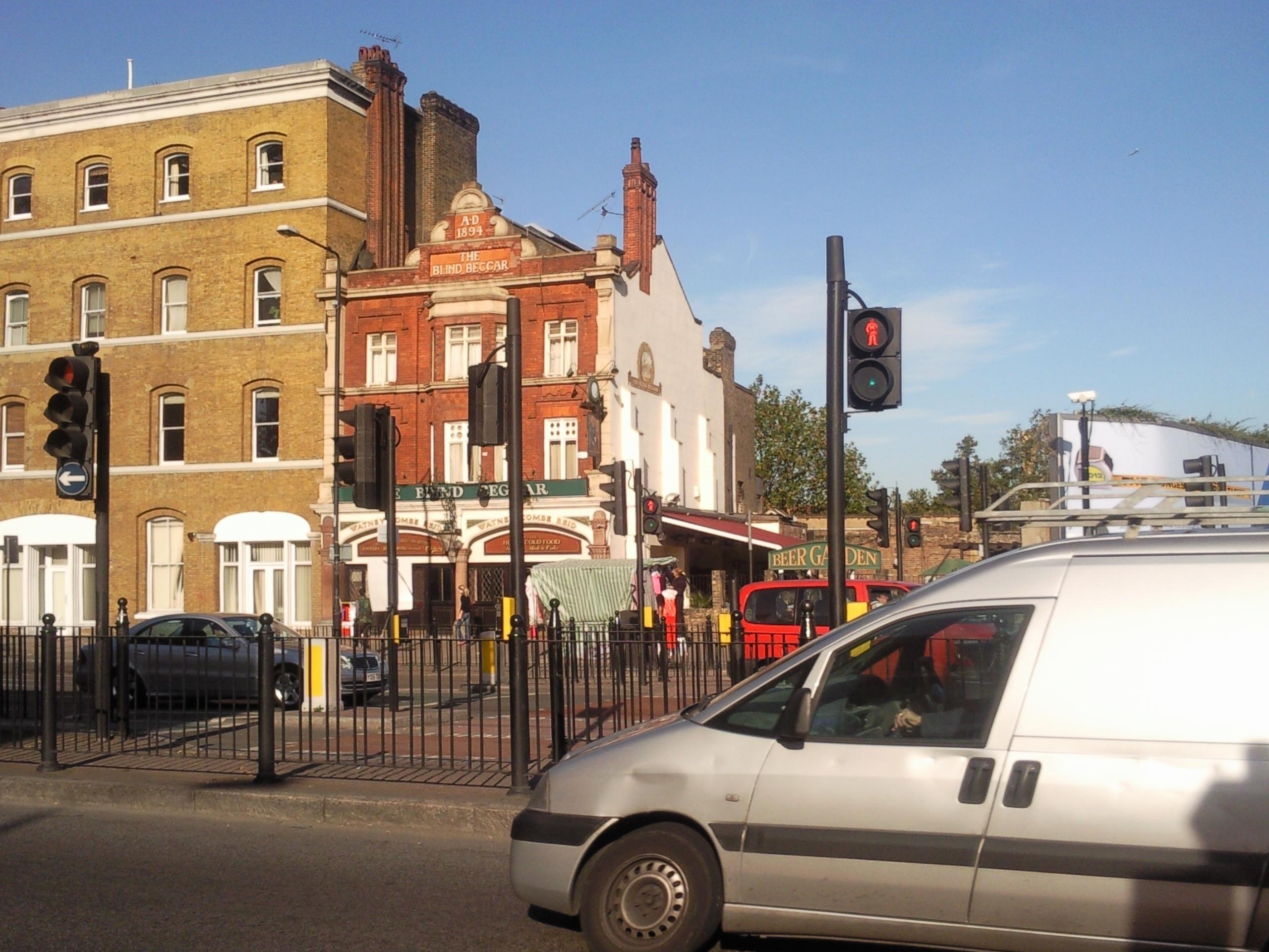 The Blind Beggar, Whitechapel, London