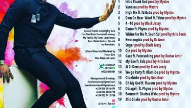 Photo of DOWNLOAD FULL ALBUM: Kcee – Attention To Detail