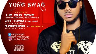 """Photo of Yong Swag – A Town """"Tam Tam"""" Prod By Mr Boy T"""