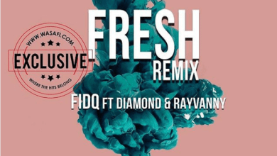 Photo of Fid Q Ft. Diamond Platnumz &  Rayvanny – Fresh (Remix)