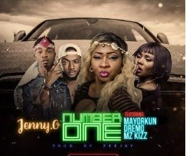 Photo of Jenny O Ft. Mayorkun, Dremo & Mz Kizz – Number One