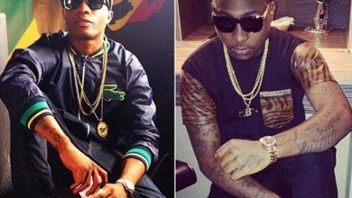 Photo of What??? Davido rides home with Wizkid in the same car after fighting backstage at Dubai