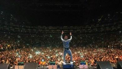 Photo of Tiwa Savage Almost Went B u t t N a k e d at WizKid's AfroRepublik UK Concert