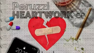 "Photo of TRACKLIST: Peruzzi Features Davido, Burna Boy & Others On Debut EP ""Heartwork"""