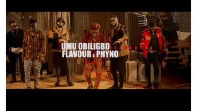 Photo of VIDEO: Umu Obiligbo Ft. Flavour & Phyno