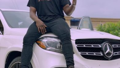 Photo of New Whip! Peruzzi Shares Photos Of His New Mercedes Benz SUV