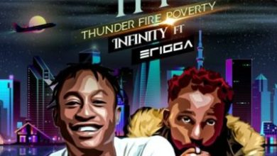 Photo of Infinity x Erigga – Thunder Fire Poverty (TFP)