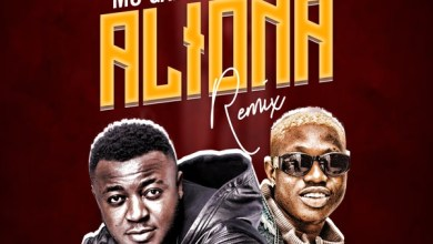Photo of MC Galaxy ft. Zlatan Ibile – Aliona (Remix)