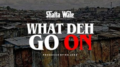 Photo of Shatta wale – What Deh Go On