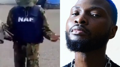 Photo of WurlD Speaks Up As Nigerian Air Force Officer Is Detained For Dancing to His Song On Social Media