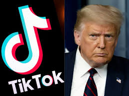 Photo of Trump Says Tiktok Sale Can Go Through But Only If The USA Gets A Cut