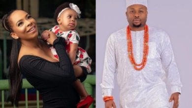 Photo of Tonto Dikeh's Former Husband, Olakunle Churchill Finally Clears The Air On Being The Father Of Tboss' Child