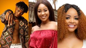 #BBNaijaLockdown:- Laycon, Nengi, and Erica Tops The List Of Most Searched Housemate On Google
