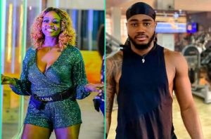 BBNaija: Ka3na Trends Online After Having S*x With Praise Last Night