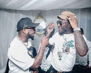 Davido Dances To Burna Boy's Song Amidst 'Beef' Rumors
