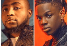Photo of Here's How Davido Responded To Rumours About Him Slapping Rema