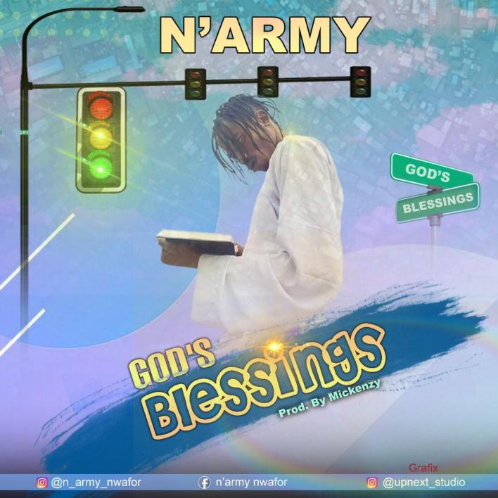 N'ARMY - God's Blessings