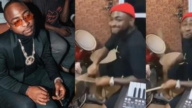 Photo of Man Calls Out Davido For Smoking Weed, Few Hours After Drumming During Praise And Worship Service