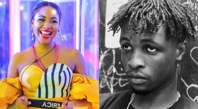 """#BBNaija: """"I Don't Want To Ever Talk About Erica Again"""" – Laycon"""