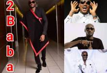 Photo of HAPPY BIRTHDAY!! Nigerian Living Legend, 2baba Turns 45 Today