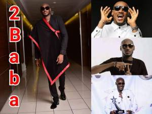 HAPPY BIRTHDAY!! Nigerian Living Legend, 2baba Turns 45 Today