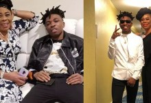 "Photo of ""I Didn't Even Give Him My Blessing"" – Mayorkun's Mother Says"