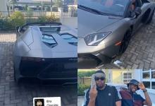 Photo of Is Olamide Challenging Otedola? Olamide Embarrasses Otedola, Buys N218m Lamborghini Aventador Quietly!