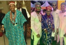 Photo of Meet BBNaija's Prince Nelson's Father, King Of Imo Ebie Land In Imo State