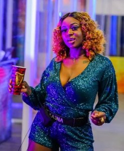"#BBNaija: ""Drop your bank details"" – Ka3na Begs Her Followers To Vote For Lucy"