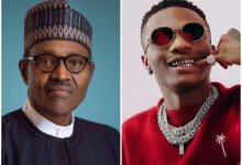 Photo of LEGENDARY!! Wizkid Blast President Buhari For Wishing Trump Well While Ignoring Nigerians In The Hand Of SARS