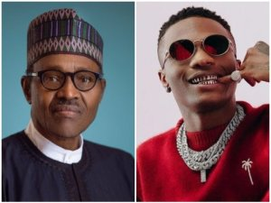 LEGENDARY!! Wizkid Blast President Buhari For Wishing Trump Well While Ignoring Nigerians In The Hand Of SARS