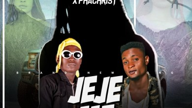Photo of Kizzy Promise x Phachrist – Jeje Me