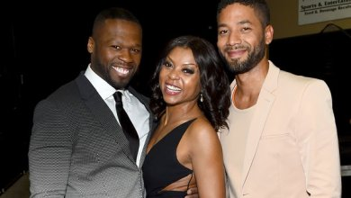 """50 Cents Bringing G-unit To """"Empire"""" Series: """"Still Stealing My Sh*t"""""""