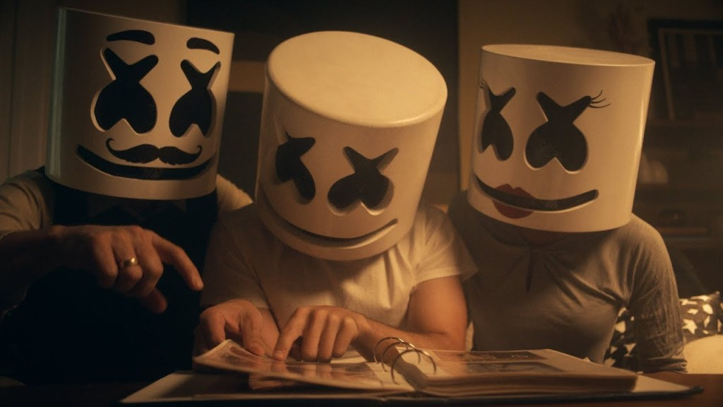 Marshmello – Together (Official Video)