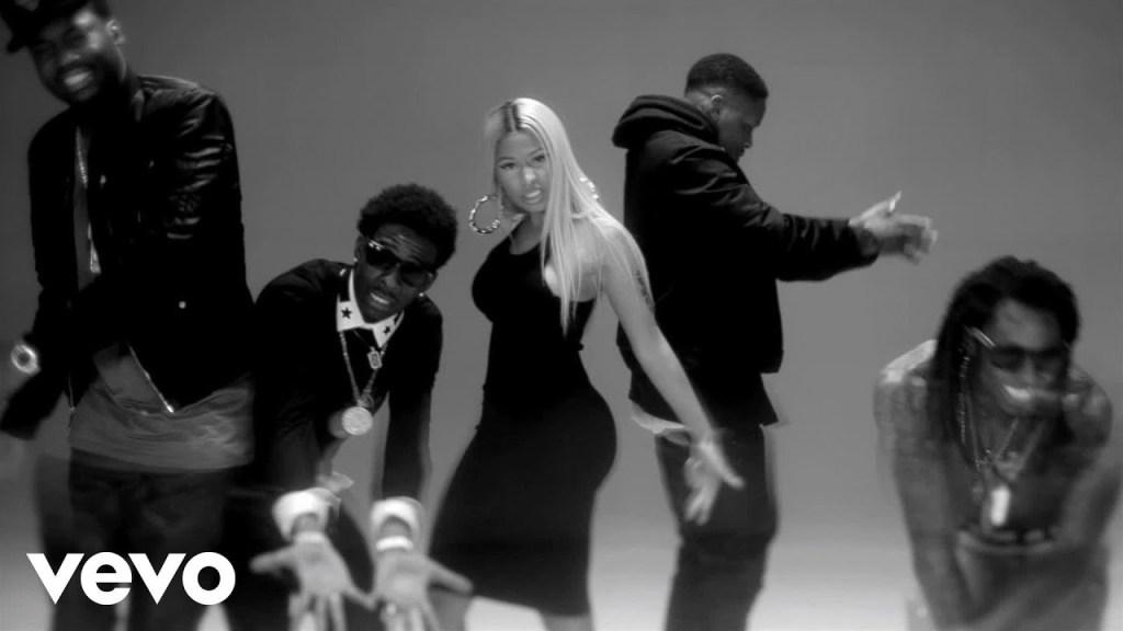 YG – My Nigga ft. Lil Wayne, Rich Homie Quan, Meek Mill, Nicki Minaj (Remix) (Explicit)