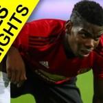 Valencia Vs Manchester United 2-1 Goal Highlights