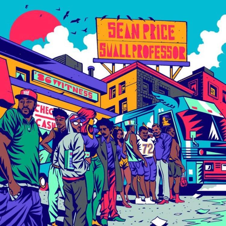 "Sean Price & Small Professor ""John Gotti"" feat. AG Da Coroner, Guilty Simpson & Your Old Droog"