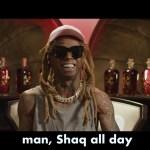 Lil Wayne Explains Why He's Nike Over Adidas