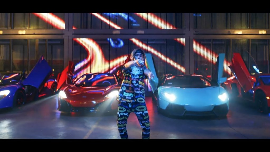 "Lil Pump – ""Butterfly Doors"" (Official Music Video)"