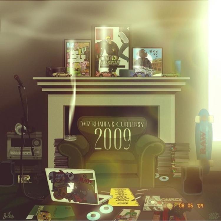 """Ty Dolla $ign Assists Wiz Khalifa & Curren$y On """"Benz Boys"""""""