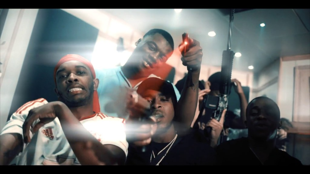 GlokkNine- Party Pooper (Music Video)