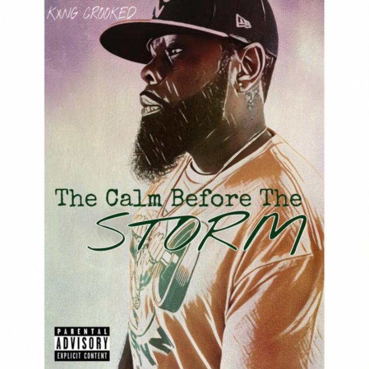 "KXNG Crooked – ""The Calm Before The Storm"" Audio"