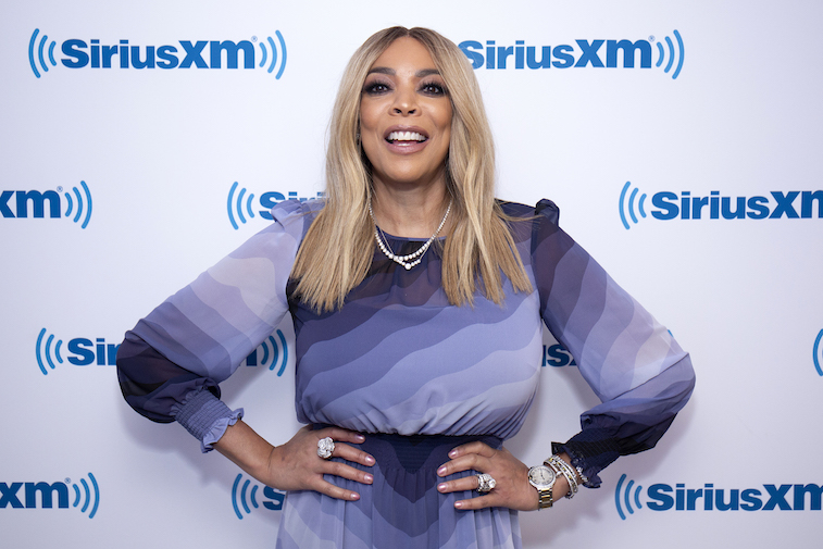 """Wendy Williams Says She's Dating """"Pretty Often"""" And Has A """"Plethora Of Men"""""""