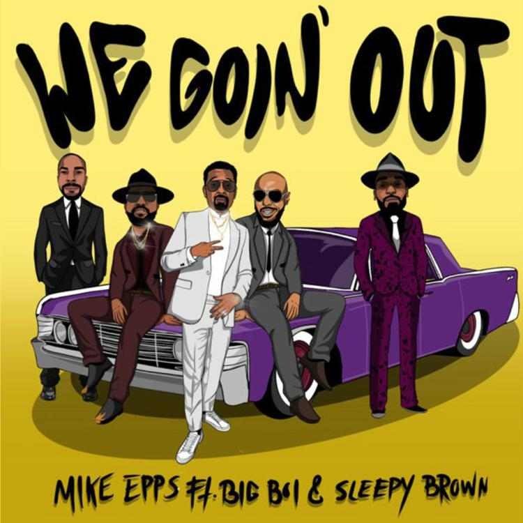 We Goin' Out ft. Big Boi & Sleepy Brown (Audio)