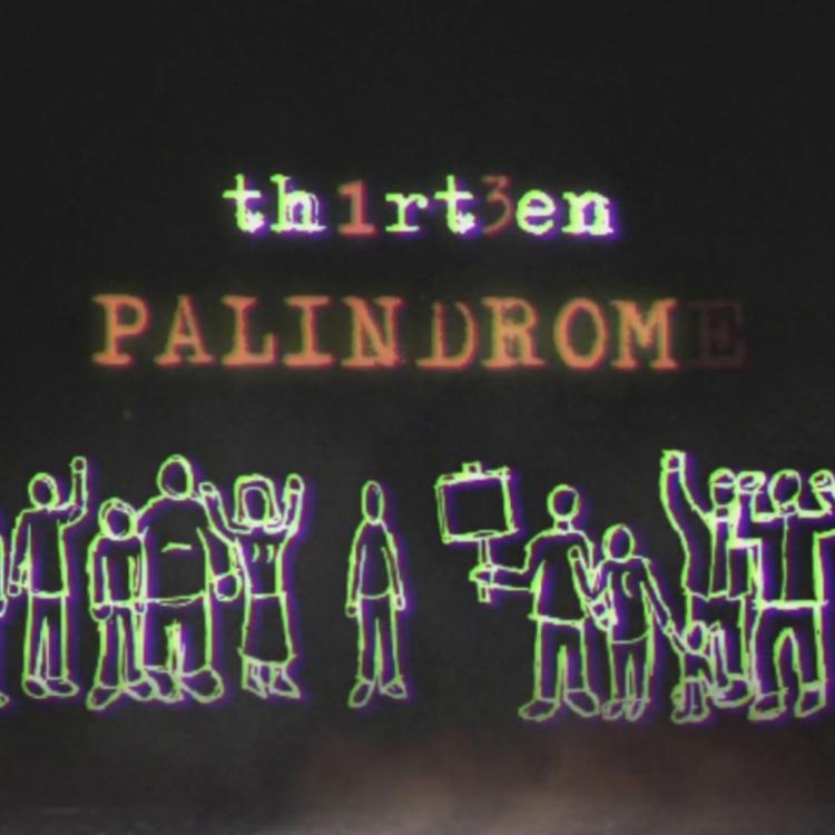 Pharoahe Monch Th1rt3en – Palindrome