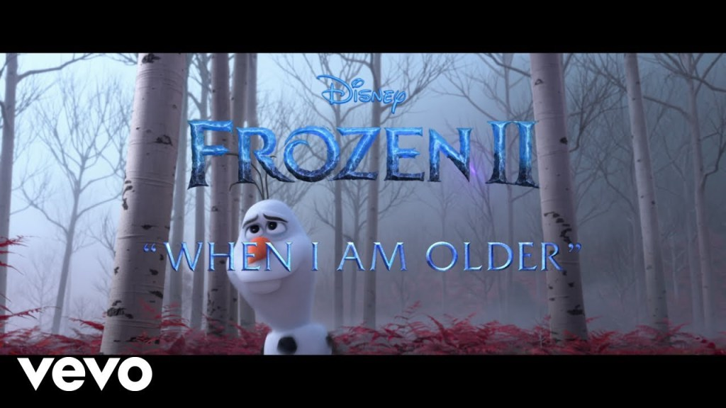 Josh Gad – When I Am Older (Video)