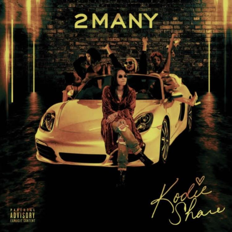 Kodie Shane – 2 Many (Audio)