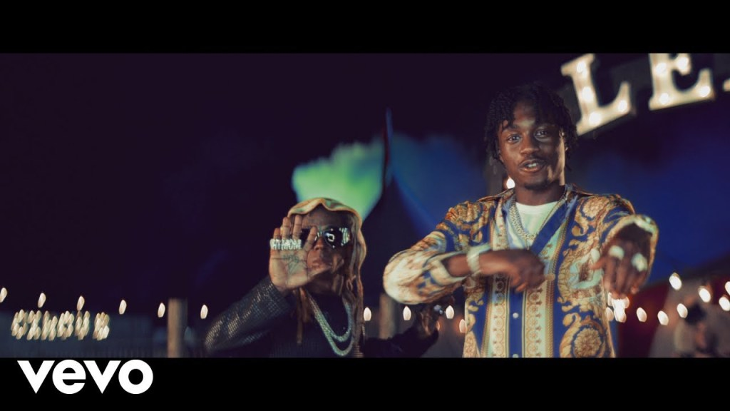 Lil Tjay – Leaked Remix ft. Lil Wayne (Video)